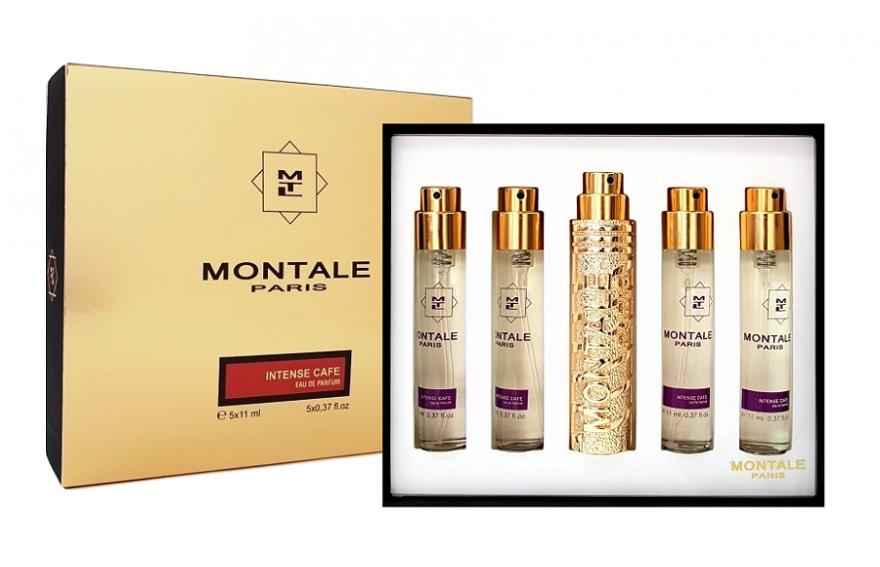 Montale мини-набор духов Intense Cafe, 5 х 11ml