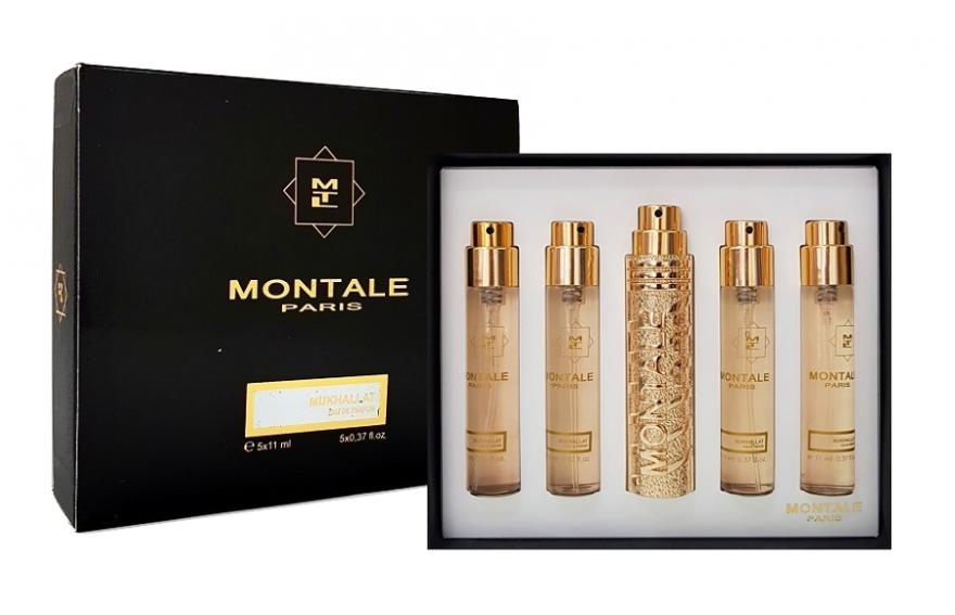Montale мини-набор духов Mukhallat, 5 х 11ml