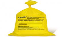 Мешки для утилизации / Б класс / 800*1000 мм / 40 мкр / уп. 100 шт