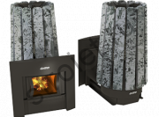 Печь для бани Grill'D Cometa 180 Vega window stone premium