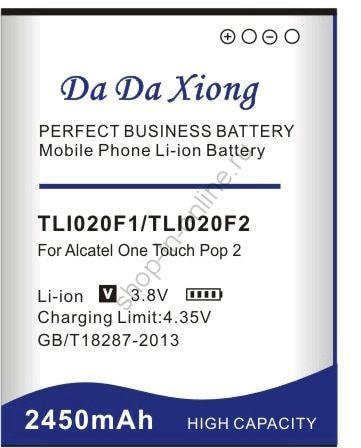 Аккумулятор TLI020F1 TLI020F2 2450 мАч Япония