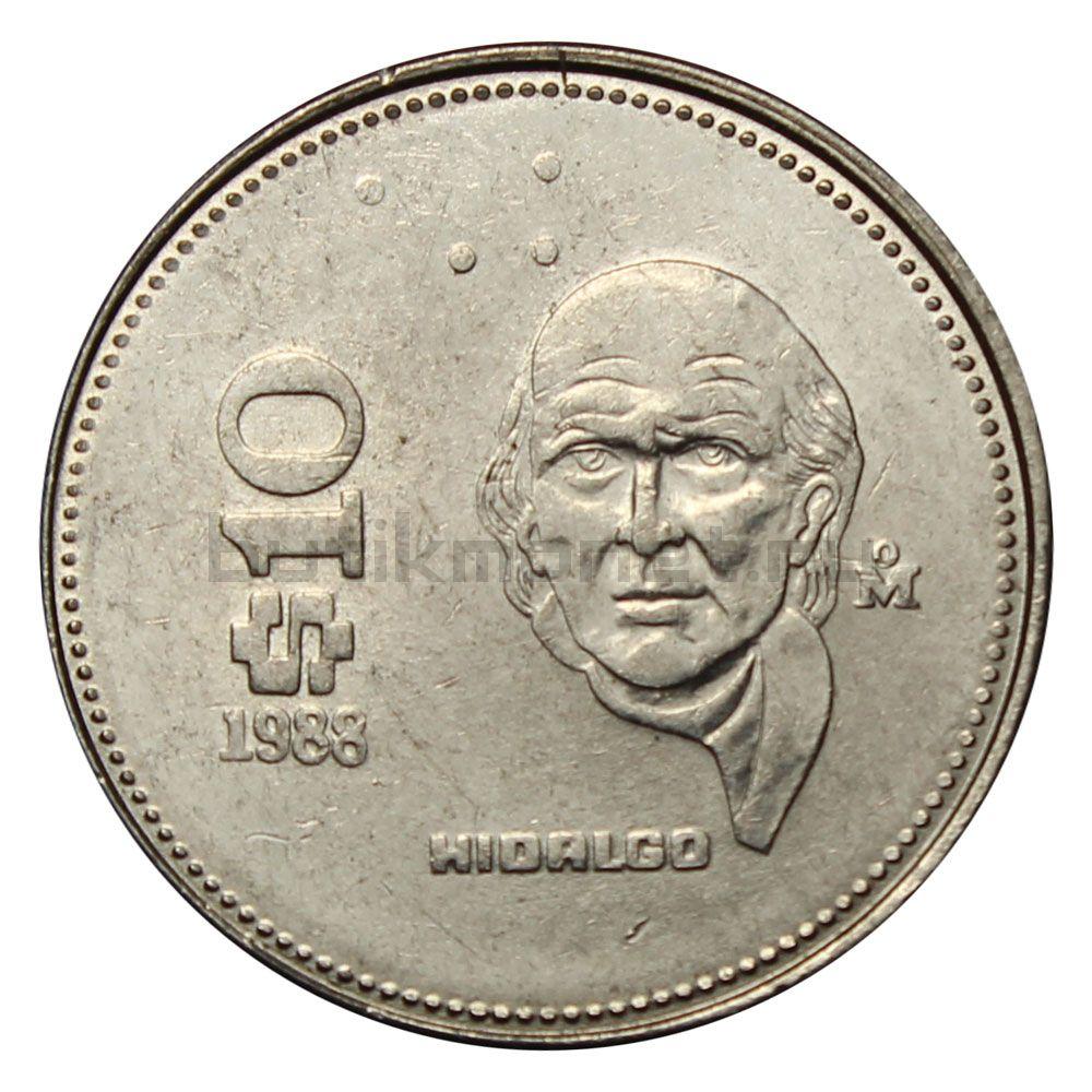 10 песо 1988 Мексика