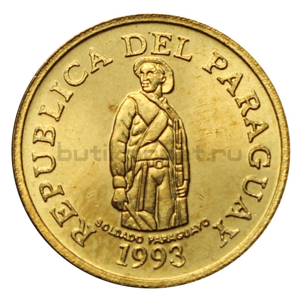 1 гуарани 1993 Парагвай
