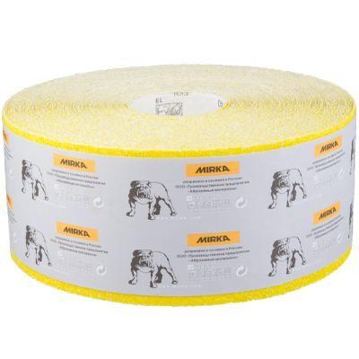 Mirka Шлифовальный материал в рулоне Mirox 115мм. x 5м. Р120, (упаковка 1 шт.)