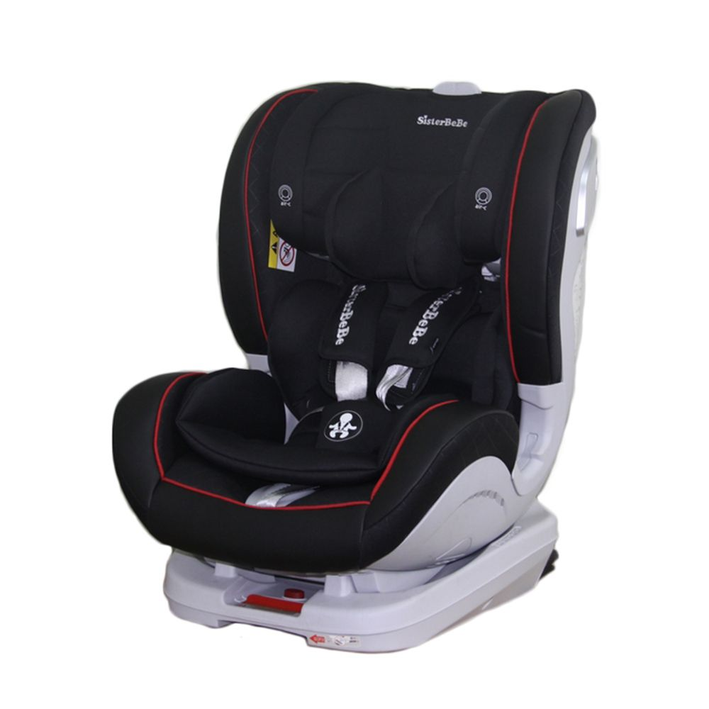 Автокресло SisterBeBe Smart Run JM05 IsoFix (гр. 0+1+2)
