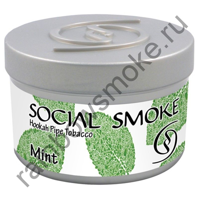 Social Smoke 1 кг - Mint (Мята)