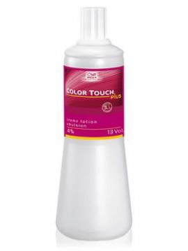 Wella Color Touch Plus Эмульсия 4%