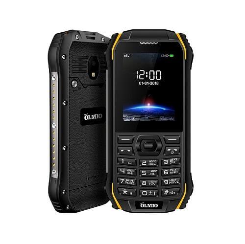 Защищенный (противоударный) телефон Olmio X05