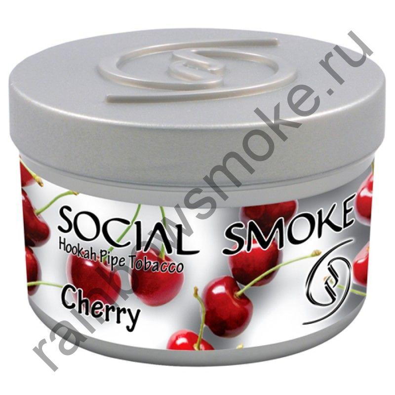 Social Smoke 1 кг - Cherry (Вишня)