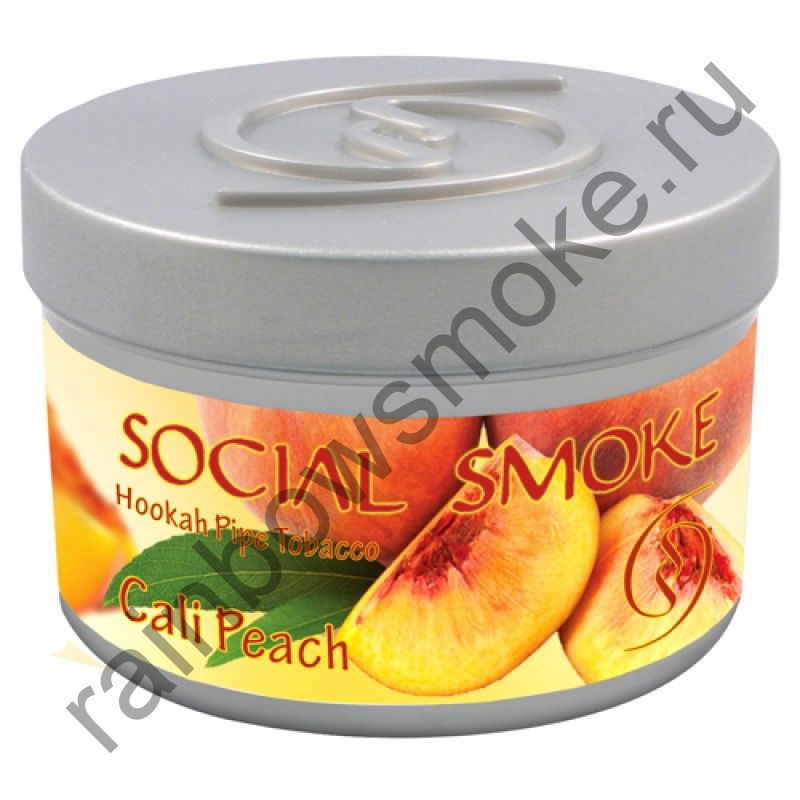 Social Smoke 1 кг - Peach (Персик)
