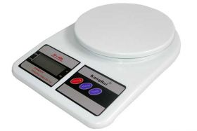 Весы кухонные электронные без чаши, 10кг
