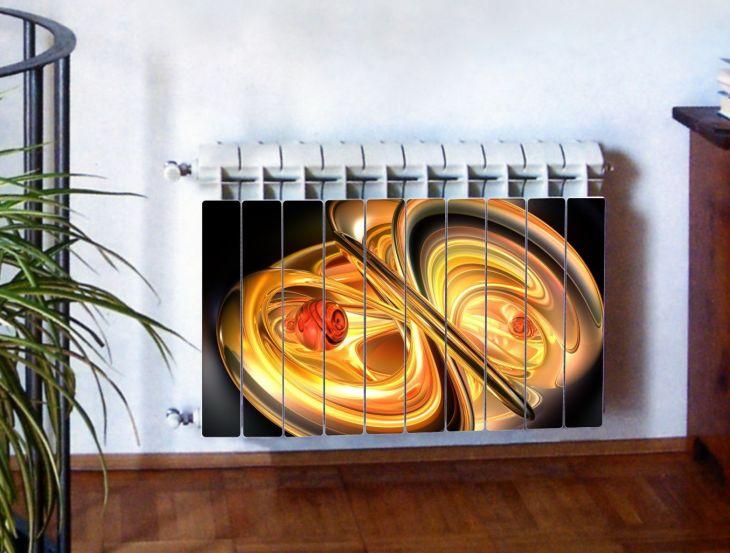 """Фотодекор для радиаторов отопления """"D0005"""""""