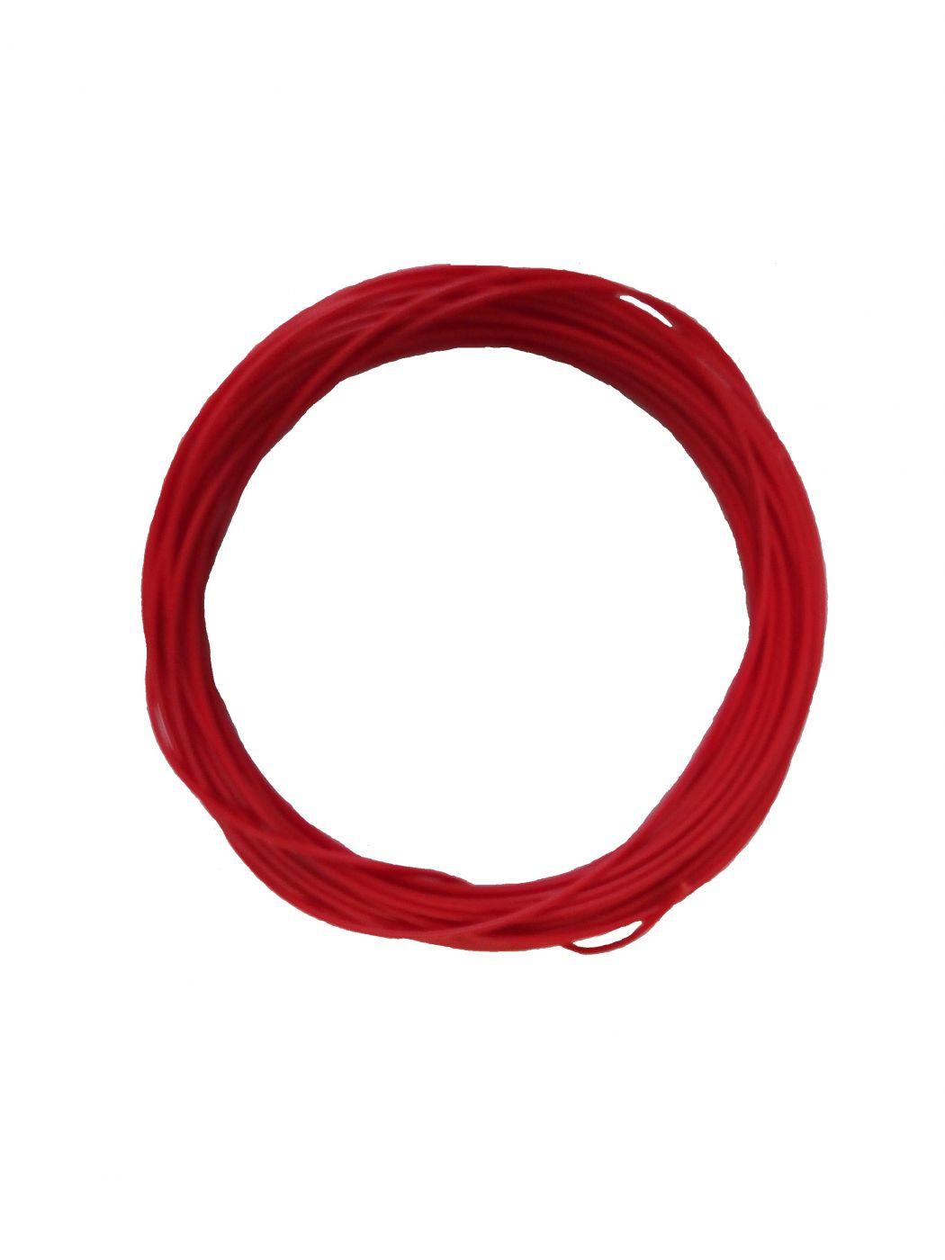 Пластик для 3d ручки ABS красный 5м