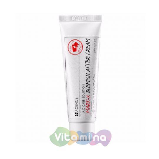Mizon Крем от  рубцов (постакне) Acence Mark X Blemish After Cream, 30 мл