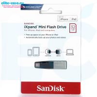Флешка SanDisk iXpand Mini Flash Drive для iPhone и iPad 32 GB