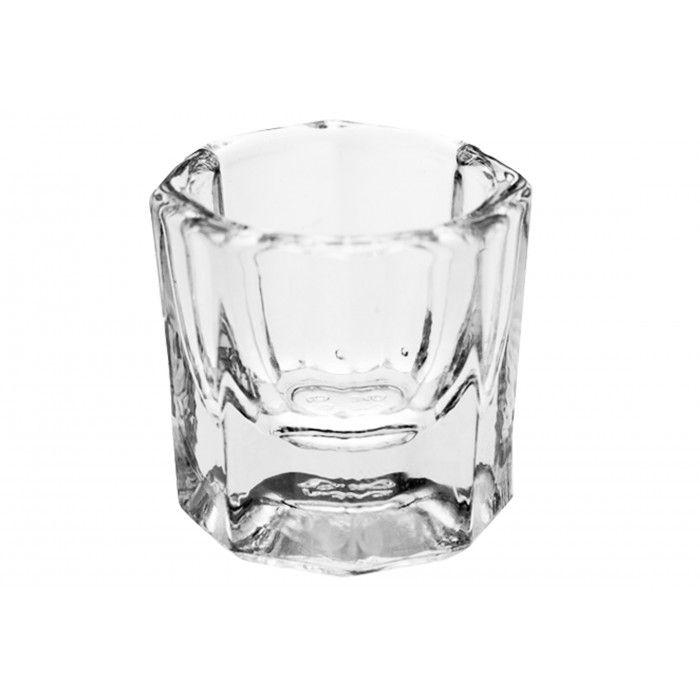 Стаканчик для ликвида стеклянный