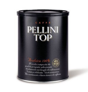 Pellini TOP молотый