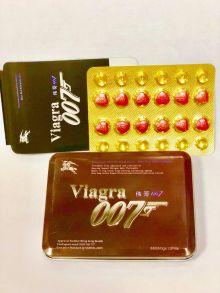 В... 007, таблетки для потенции, 12 таб