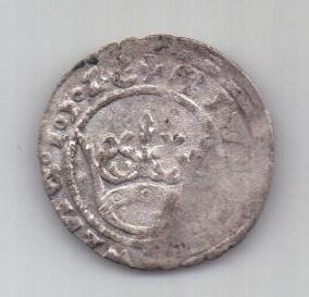 1 грош 1526 г. Венгрия.Чехия. Хорватия