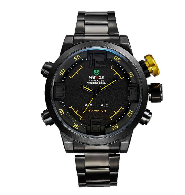 Мужские LED часы Weide WH-2309