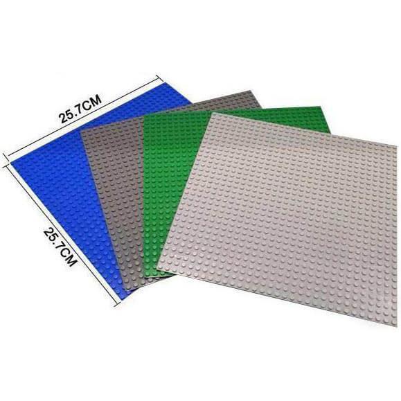 Строительная пластина для конструкторов 27,5 x 27,5 см