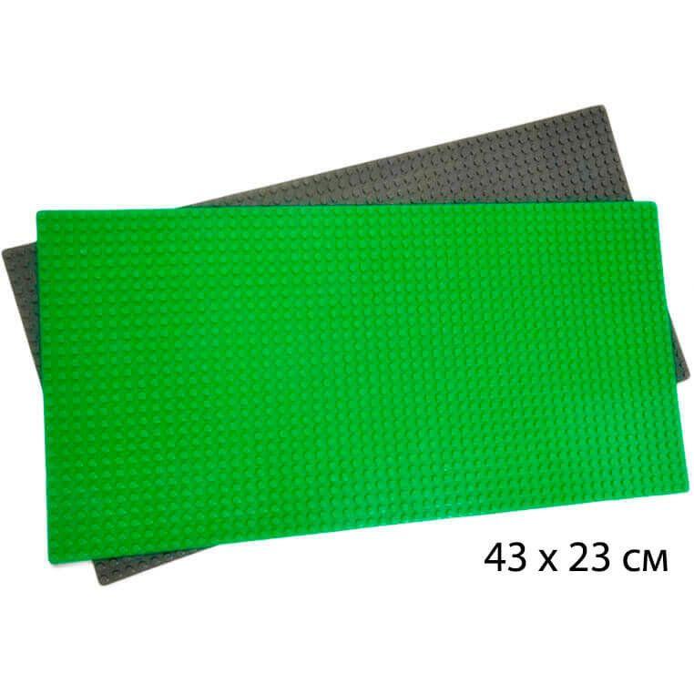 Строительная пластина для конструкторов 43 х 23 см