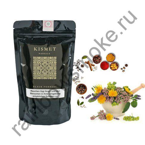 Kismet 100 гр - Black Flowers (Черные Цветы)