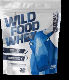 WILD FOOD WHEY от Siberian Nutrogunz 900 гр