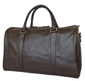 Кожаная дорожная сумка Noffo brown