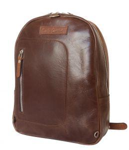 Кожаный рюкзак Albera cog/brown