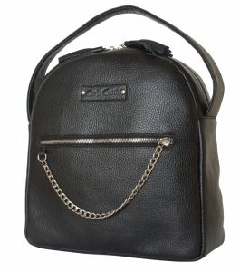 Кожаный рюкзак Altidona black