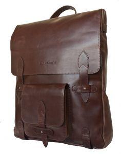 Кожаный рюкзак Arma brown