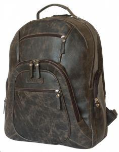 Кожаный рюкзак Gerardo brown