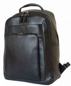 Кожаный рюкзак Montemoro black