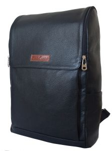 Кожаный рюкзак Tuffeto black