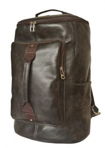 Кожаный рюкзак Verdello brown