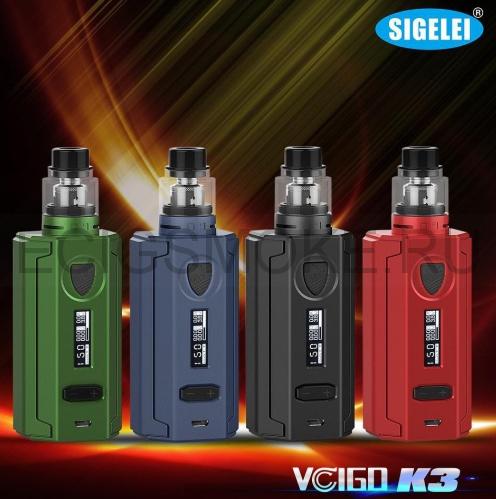 Sigelei Vcigo K3 kit набор оригинал