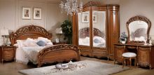 Спальня АЛЛЕГРО 1Д1 6-дверный шкаф