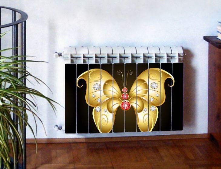 """Фотодекор для радиаторов отопления """"Д0008"""""""