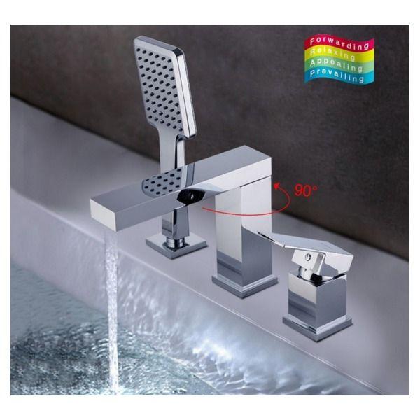 Gappo Roiey G1139  Смеситель в акриловую ванну