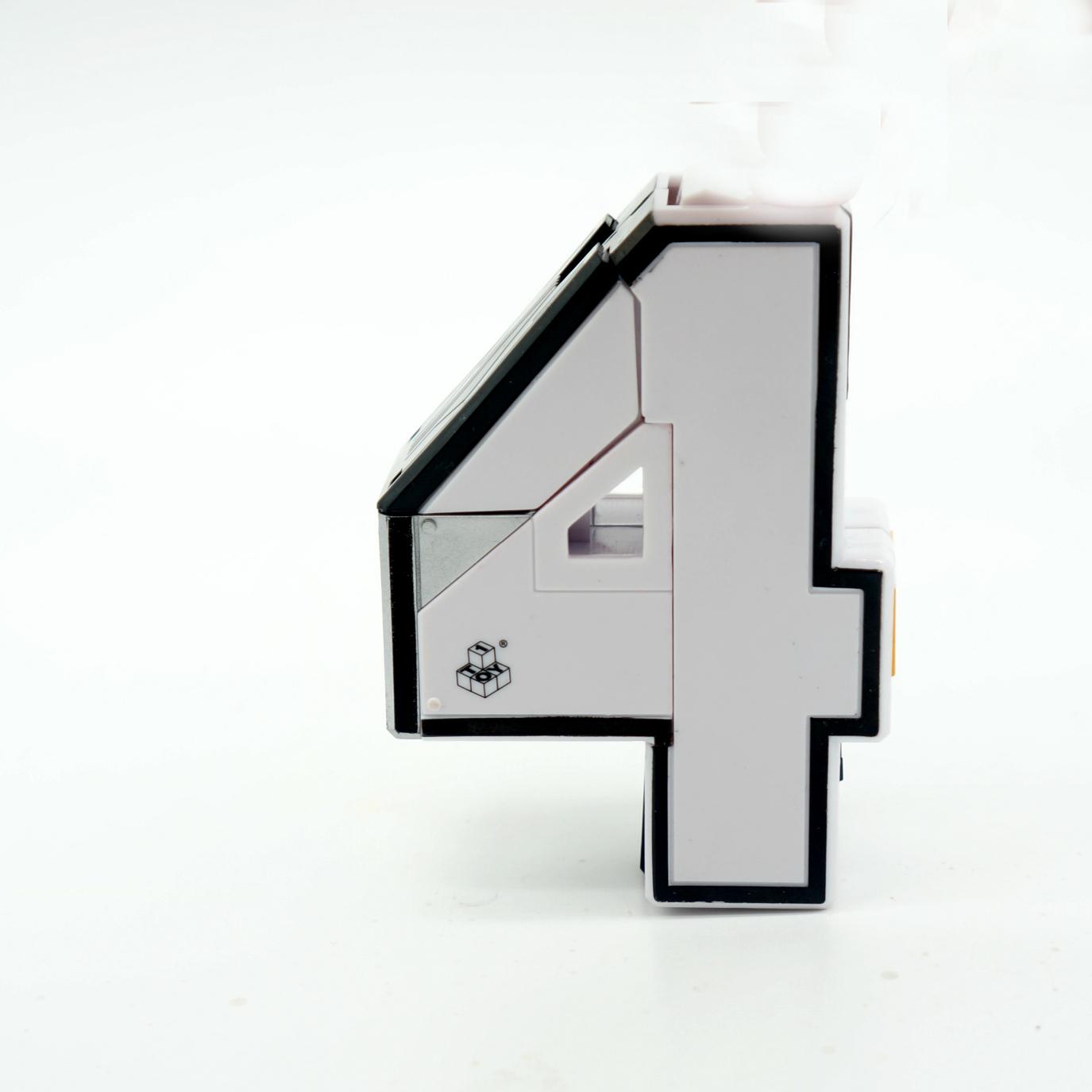 Трансбот Боевой Расчет  цифра 4  квадрон купить недорого