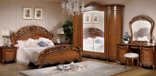 Спальня АЛЛЕГРО 2Д1 4-дверный шкаф
