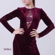 Платье для спортивных бальных танцев стандарт, купить
