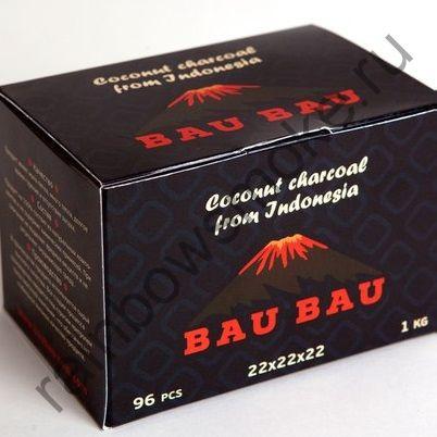 Кокосовый уголь BAU BAU (96шт)