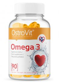 Omega 3 OstroVit (90 кап)