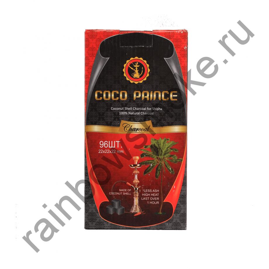 Уголь кокосовый для кальяна Coco Prince (96шт)