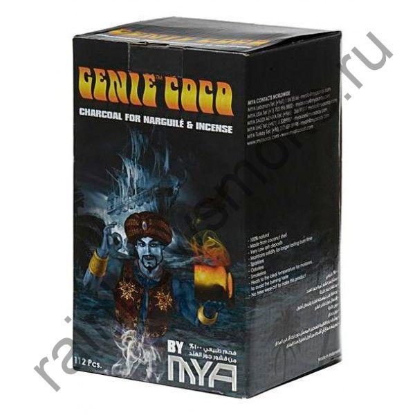 Уголь кокосовый для кальяна Mya Genie Coco 112