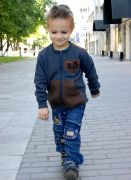 джинсовка на мальчика
