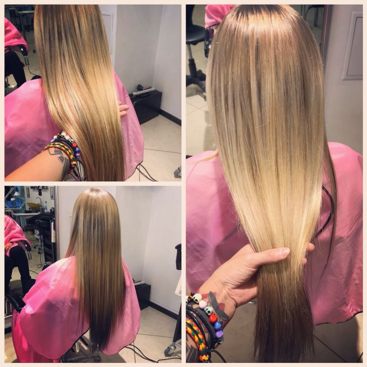 Ботокс для волос (botox)