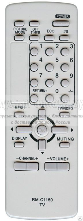 JVC RM-C1150